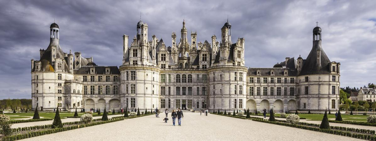 Chambord castle loirevalleystay.com