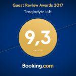 loirevalleystay booking.com award