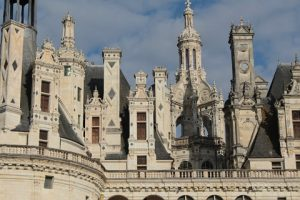Chambord wine tours Loire Valley France