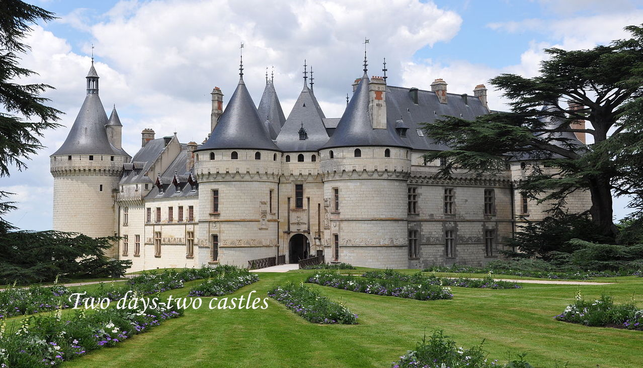 Chaumont tour loirevalleystay.com
